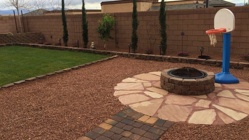 Landscaping Brickwork Vegas