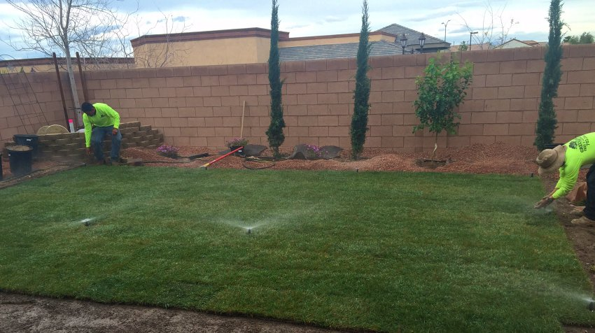 Irrigation System Repair & Installation