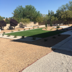 Landscape Design and Implementation for a Large Backyard -After Photo