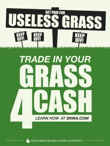 Grass For Cash - Southern Nevada Water Authority